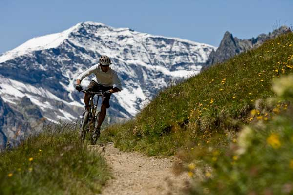 Guide to Chamonix mountain biking holidays